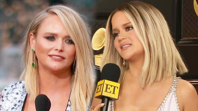 Miranda Lambert and Country Music's Leading Ladies Rock the GRAMMYs Stage