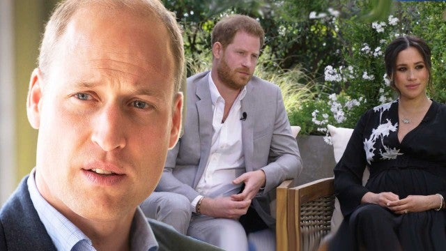How Prince William Feels About Harry's Conversation With Gayle King
