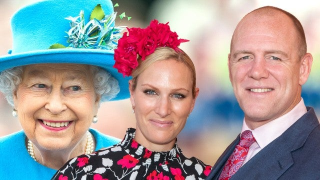 Queen Elizabeth's Granddaughter Gives Birth to a Baby Boy on a Bathroom Floor