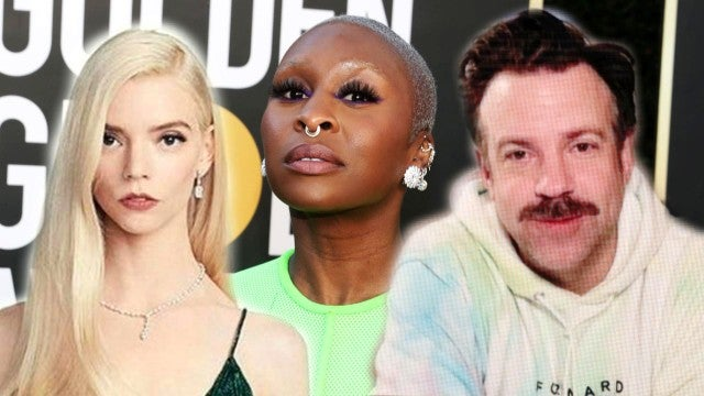 Golden Globes 2021 Fashion: Anya Taylor-Joy, Cynthia Erivo & More
