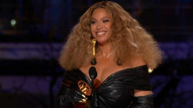 Beyonce Makes GRAMMY History With Most Wins Ever!
