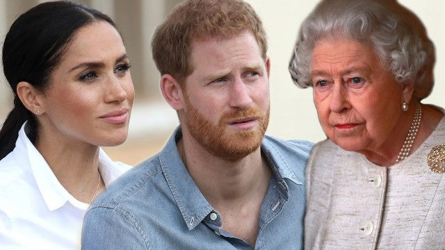 Queen Elizabeth Is Investigating Harry and Meghan's Claims of Racism