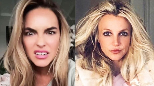 Chrishell Stause Claims Her #FreeBritney Comments Were Deleted From the Pop Star's Instagram