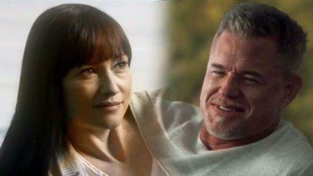 Eric Dane and Chyler Leigh Return to 'Grey's Anatomy'