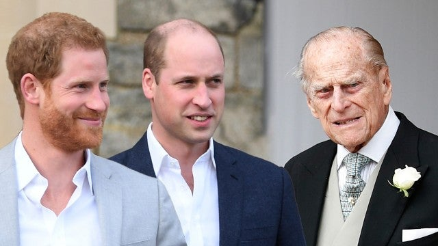 How Prince Harry and Prince William Are Doing Following Prince Philip's Death (Exclusive)