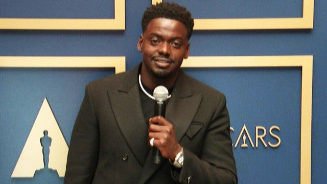 Oscars 2021: Daniel Kaluuya (Best Supporting Actor) Backstage Interview