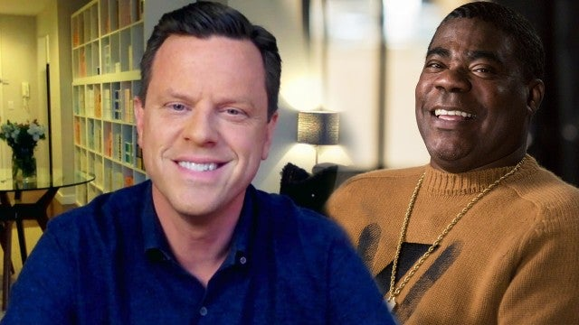 Why Tracy Morgan Needed Willie Geist to Call the Police Mid-Interview