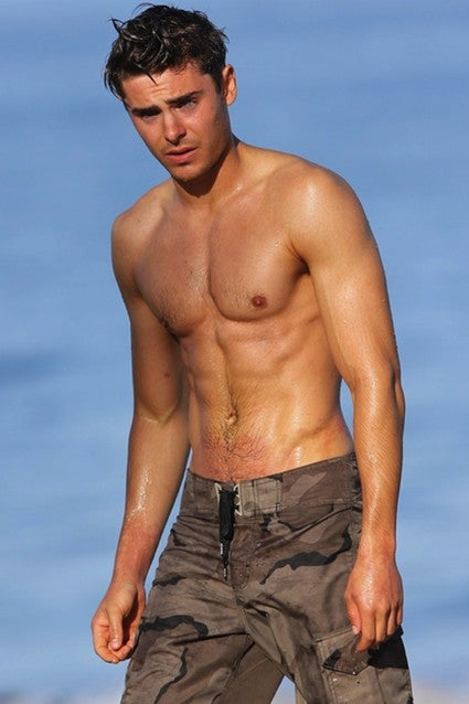 Agree Zac efron shirtless remarkable