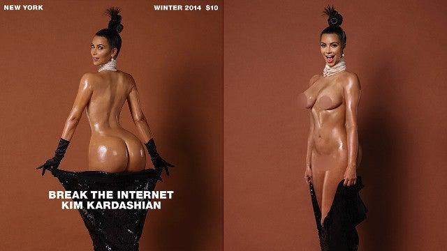 All kardashian sisters naked porn — photo 10