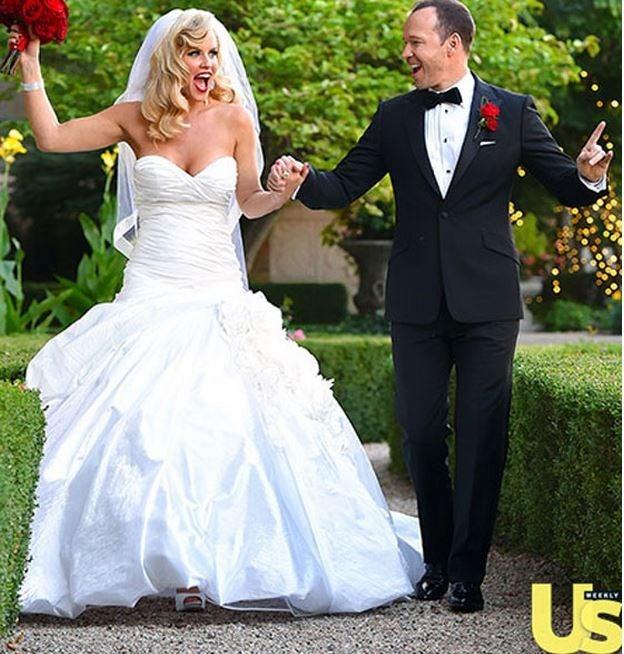 The 6 Biggest Celebrity Weddings Of 2014: Kimye