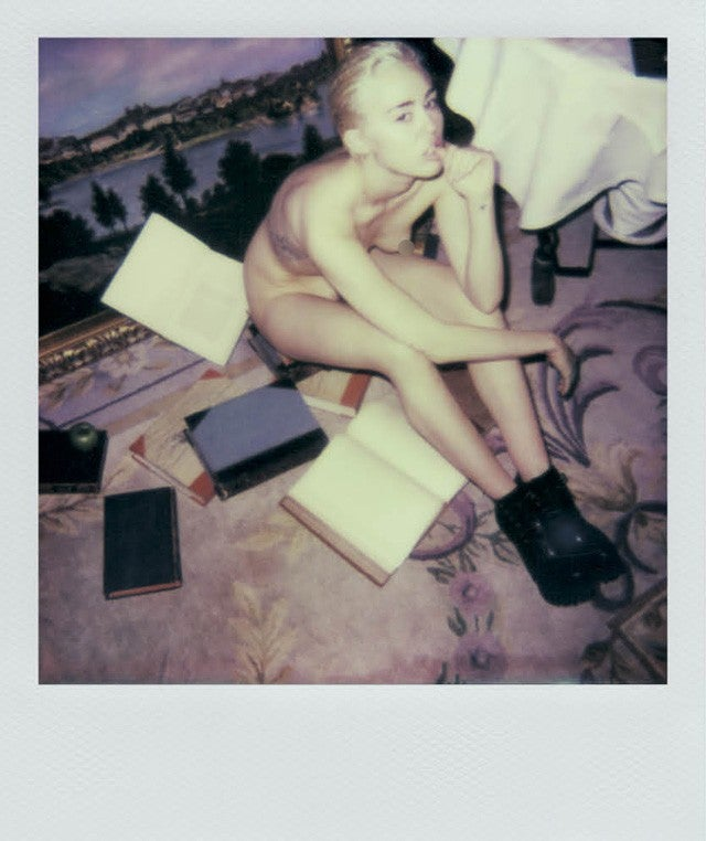 Naked polariod pictures 9