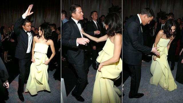 Channing Tatum And Jenna Dewan Bust Out Their 'Step Up