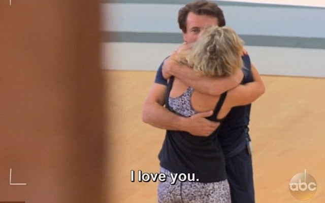'DWTS' Couple Robert Herjavec And Kym Johnson Really Are
