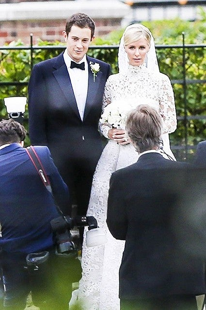Celebrity wedding dress fail