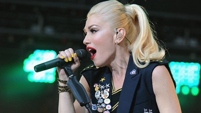 Gwen stefani dishes on her outrageous hair styles everything is getty images pmusecretfo Choice Image