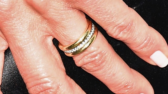 getty images - Jennifer Aniston Wedding Ring