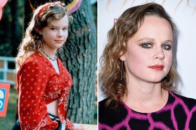 This Is What the Cast of 'Now and Then' Looked Like Then ...