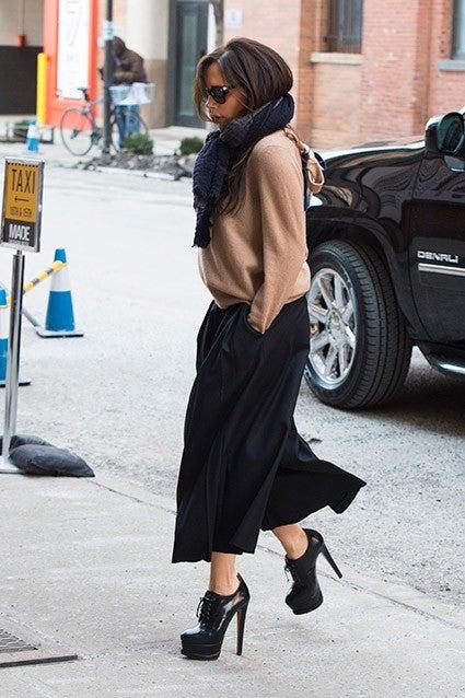 Victoria Beckham Is Giving Up Her Signature High Heels