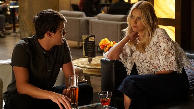 Spencer und Caleb Dating