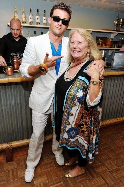 Morgan Eastwood And Scott Eastwood