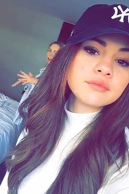 Selena Gomez Is Officially The Most Followed On Instagram Beats Out Bff Taylor Swift And Ex