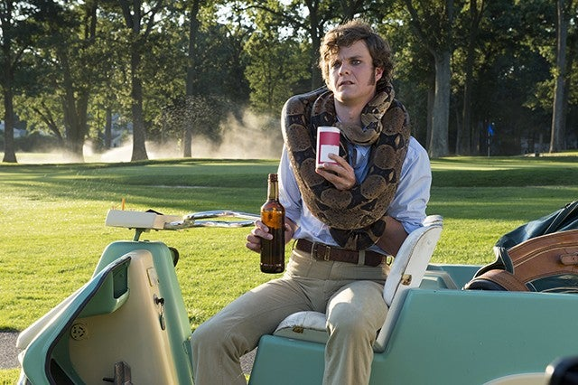 Jack Quaid On The Fear Of Filming Hbo S Vinyl And