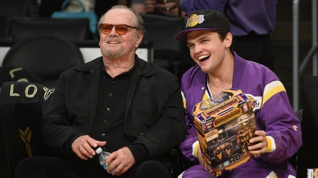 Jay Z, Jack Nicholson, Kanye West and More Stars Attend Kobe Bryant's Final NBA Game ...