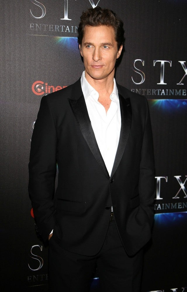 Matthew McConaughey Looks Almost Identical to Someone's ...