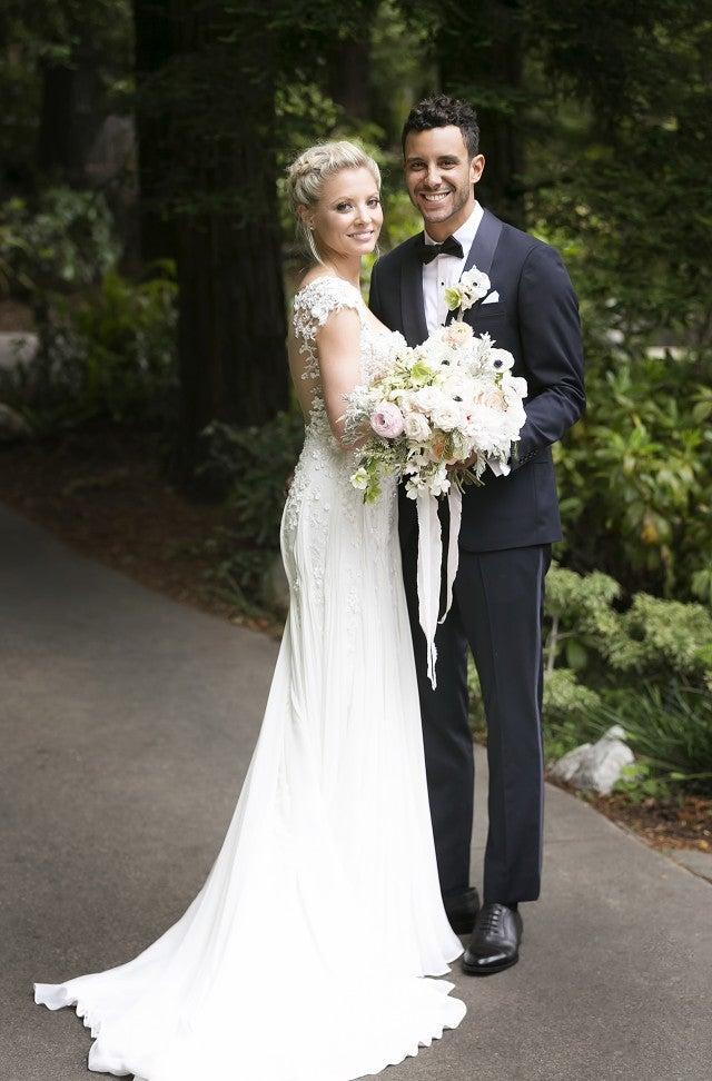 Empire Star Kaitlin Doubleday Marries In Stunning