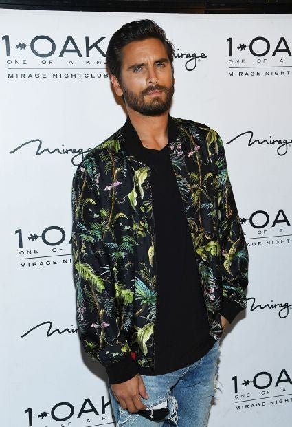 71a8f8a7cb7 Scott Disick Celebrates His 33rd Birthday in Vegas With Kourtney and ...