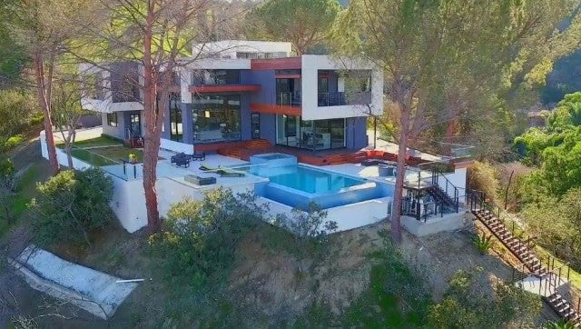 Gavin Rossdale Buys Unbelievably Nice 7 6 Million Mansion