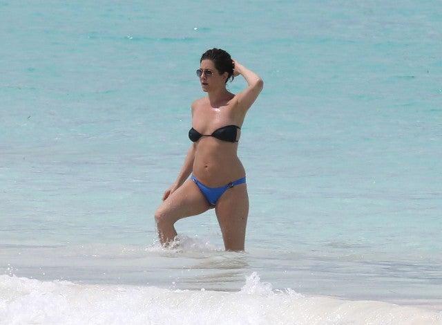 Criticism Jennifer aniston nude beach