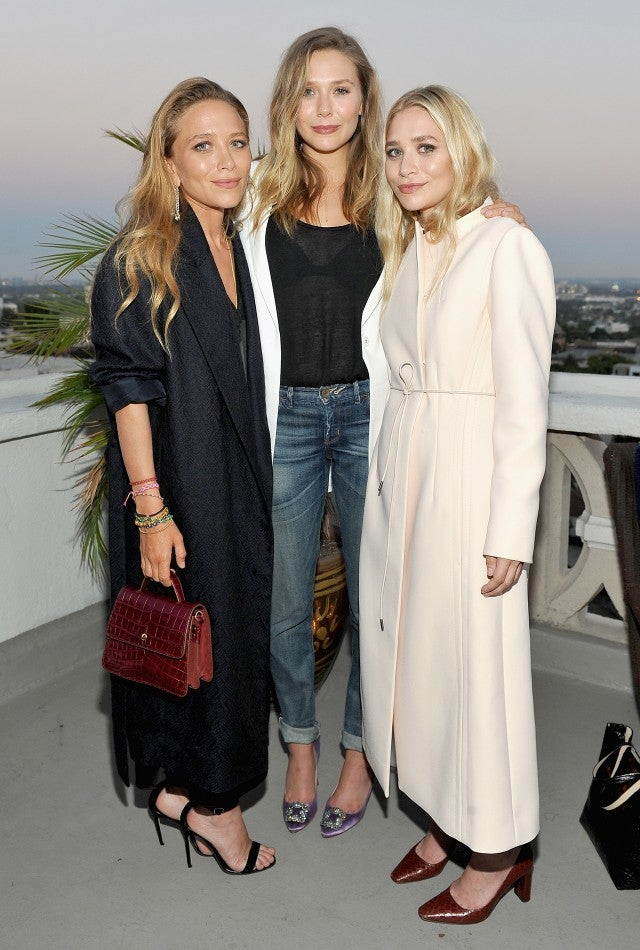 Mary Kate And Ashley Olsen Fashion Designers