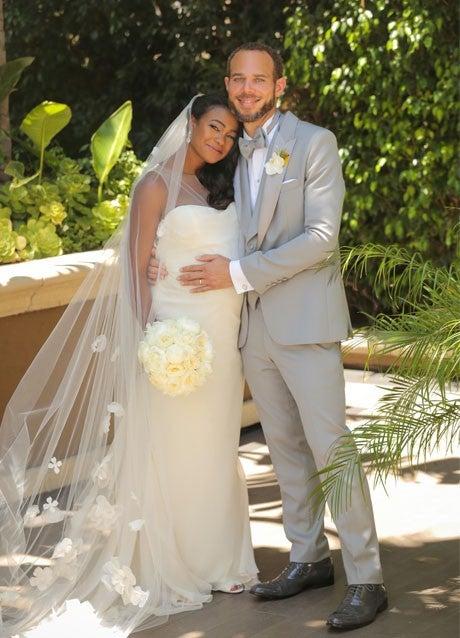 Inside Tatyana Ali S Gorgeous Caribbean Inspired Wedding