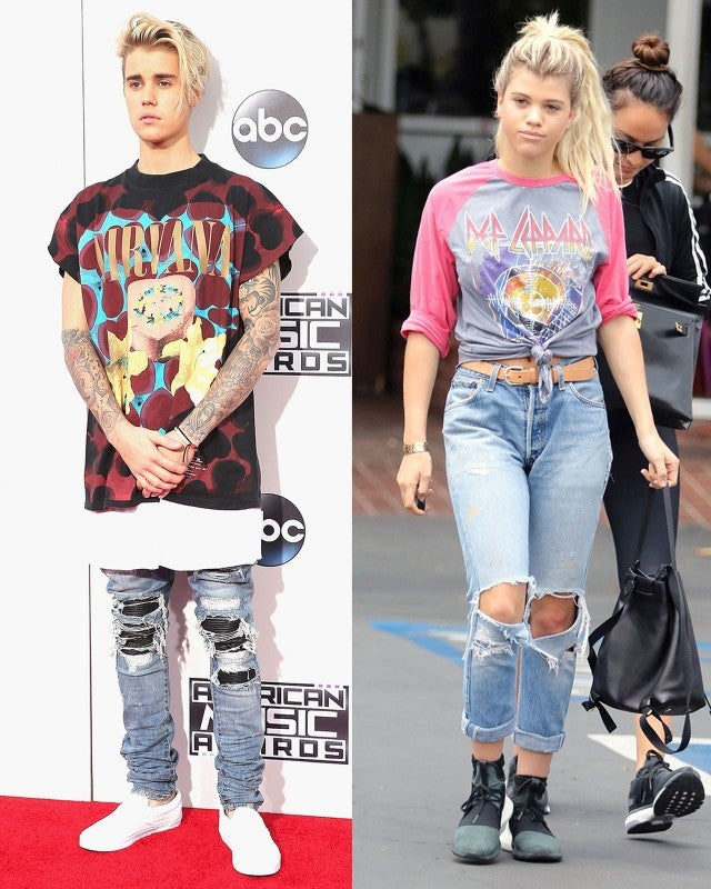 13 Times Justin Bieber And Sofia Richie Proved They Were Fashion