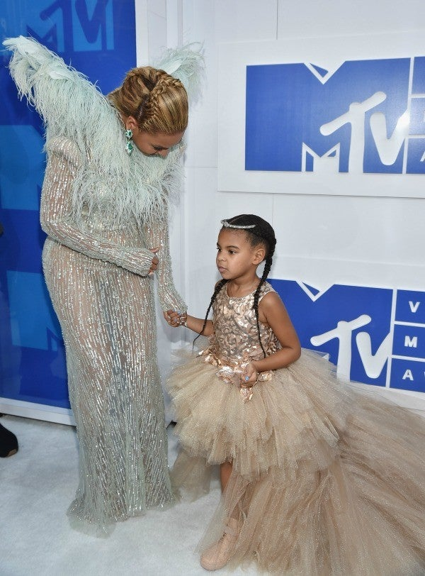 Beyonce and Blue Ivy Absolutely Slay in Mother-Daughter ...