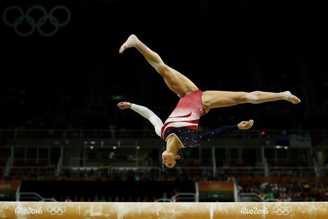 Us Women S Gymnastics Team Wins Gold Medal At 2016 Rio