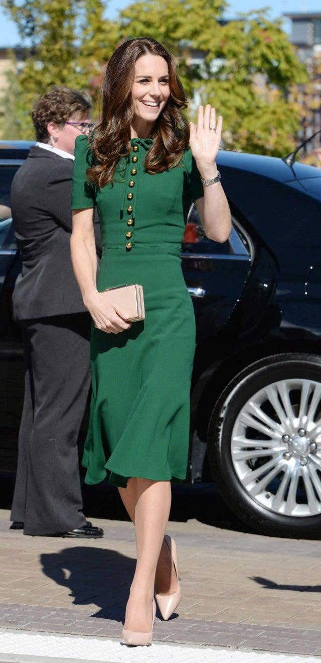 Kate Middleton Continues Her Chic Streak During Royal Tour