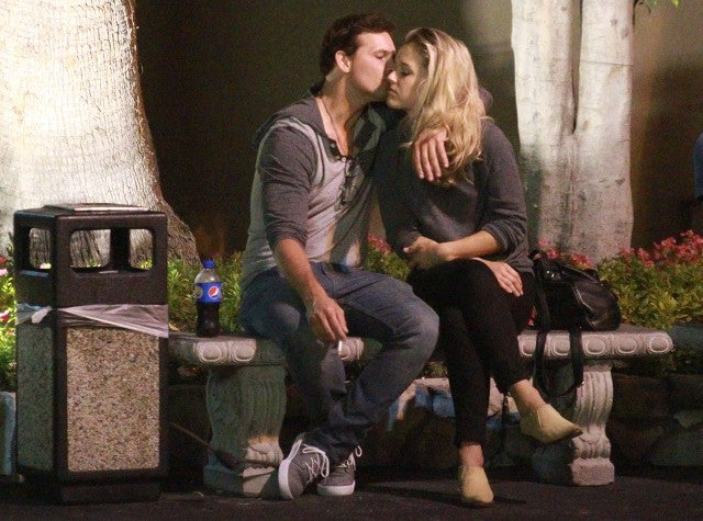 peter facinelli dating actress lily anne harrison they