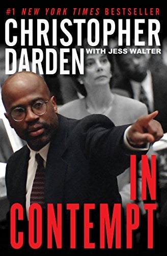 In contempt by christopher darden a