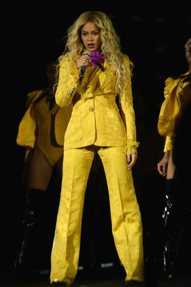 Beyonce Wraps Up Formation Tour With Surprise Guests