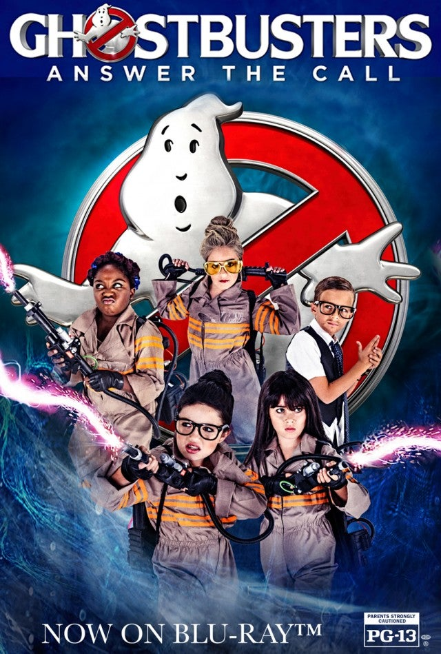 Exclusive Ghostbusters Gets Kid Makeover For Special