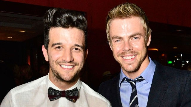 Mark Ballas Best Man Derek Hough Shares Sweet Message To Friend