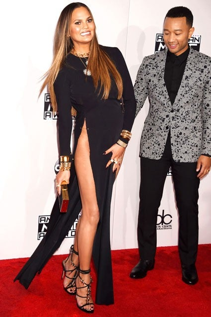 Chrissy Teigen Apologizes For Wardrobe Malfunction After