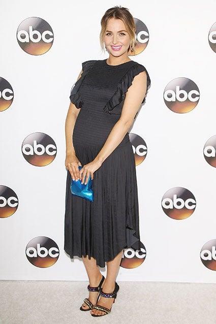 EXCLUSIVE: Pregnant \'Grey\'s Anatomy\' Star Camilla Luddington Talks ...