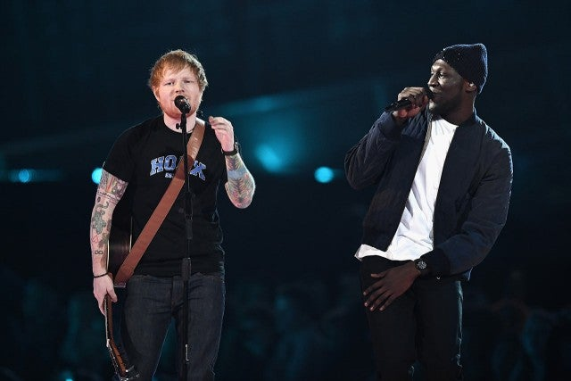 Ed Sheeran Performs New Songs 'Castle on the Hill' and 'Shape of You