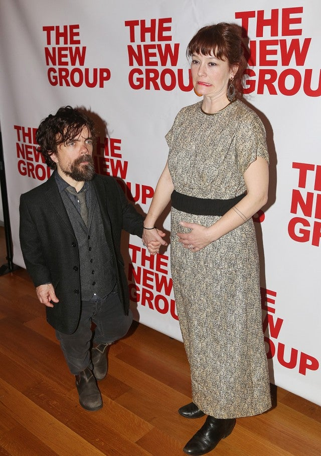 Peter Dinklage And Wife Erica Schmidt Expecting Second Child