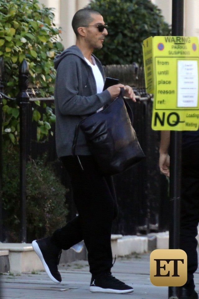 Exclusive Pics Janet Jackson S Ex Wissam Al Mana Spotted