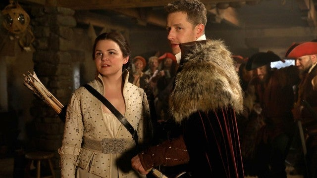 Exclusive Ginnifer Goodwin Josh Dallas Talk Once Upon A Time