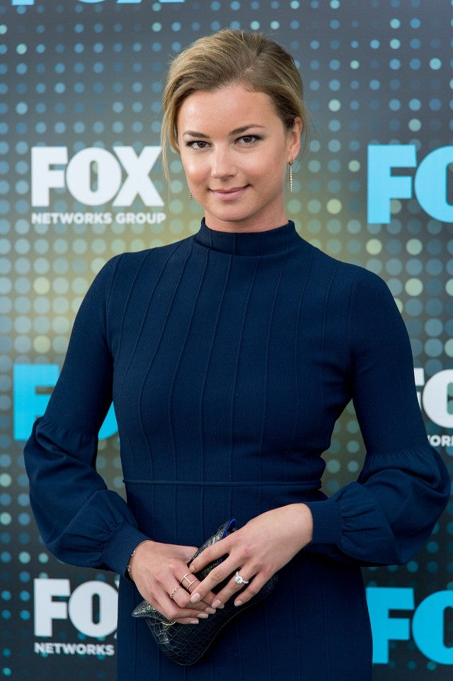 Exclusive Emily Vancamp Dishes On Josh Bowman S Proposal